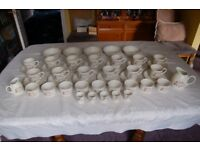 Royal Doulton 'Bredon Hill' China, 52 Items in 'As New' Condition