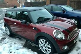 Mini Cooper clubman 2008 1.6 pepper pack - SOLD