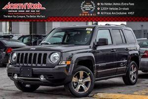2017 Jeep Patriot NEW Car High Altitude 4x4 Nav HtdFrontSeats Sa