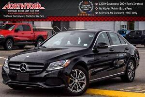 2016 Mercedes-Benz C300 |CleanCarProof|PanoSunroof|Nav|RearCam|H