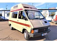 Renault TRAFIC AS CAMPER 4 Berth in Excellent Condition MOT 2018 FEBRUARY