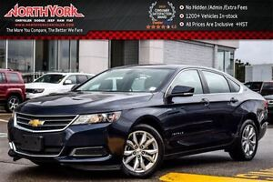 2016 Chevrolet Impala LT Leather|Pkng Sensors|R.Start|Backup Cam