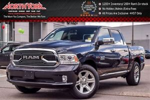 2016 Ram 1500 NEW Car|Limited 4x4 EcoDiesel|Sunroof|Htd Seats|Vn