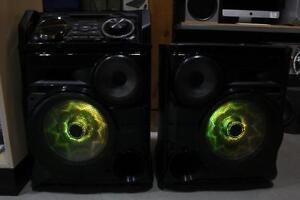 Radio Festif 2500 Watts SAMSUNG MX-HS8500 (A040398)