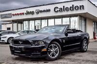 2014 Ford Mustang V6 Convertible Pwr Top Pwr Windows Pwr Locks K