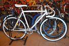 Brand new single speed fixed gear fixie bike/ road bike/ bicycles + 1year warranty & free service d8