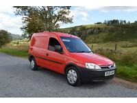 Vauxhall Combo - Super Low Miles, Full Year's MOT, Great Van