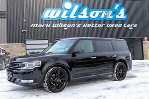 2016 Ford Flex LIMITED AWD!$159/WEEKLY@5.49% 7 PASS! LEATHER! NA