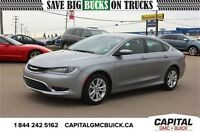 2015 Chrysler 200 Limited *Touch Screen-Bluetooth-Heated Seats*