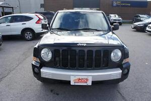 2008 Jeep Patriot Limited | LEATHER | HEATED SEAT |  ALLOY RIMS