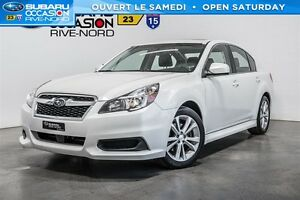 2014 Subaru Legacy 3.6R Limited & EyeSight
