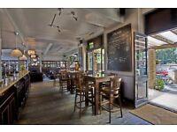 Busy Gastro Pub In Chiswick