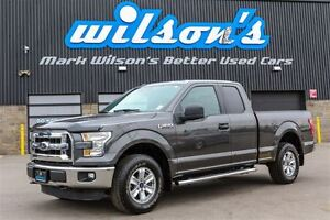 2015 Ford F-150 XLT $108/WK, 5.49% ZERO DOWN! 4WD BLUETOOTH! POW