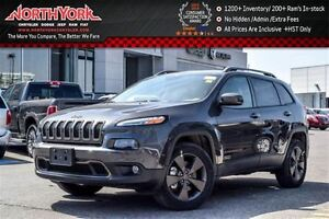 2016 Jeep Cherokee 75th Anniversary New 4x4 Pano_Sunroof Cold We