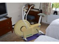 Exercise Bike - Tunturi - Heavily built - Not Cheap Rubbish !!