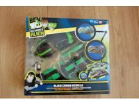 Ben 10 Ultimate Alien - Alien Crash Vehicle