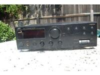 JVC INTEGRATED SURRORUND SOUND 100 WATTS AMPLIFIER