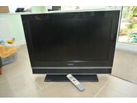 Humax 32 inch TV with built in PVR