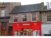 2 Bedroom Flat in Forfar Town Centre