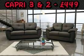Capri 3 & 2 Sofa
