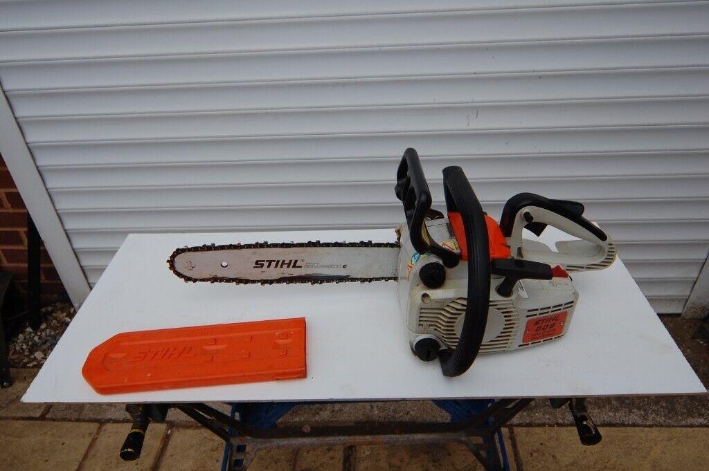 Stihl chainsaw (model 009) | in Exeter, Devon | Gumtree