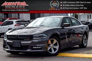 2016 Dodge Charger SXT|Sunroof|Htd Front Seats|KeylessGo|R-Start