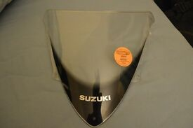 suzuki gs 500 f wind screen