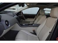 Jaguar XJ D V6 PORTFOLIO L (green) 2014-03-10