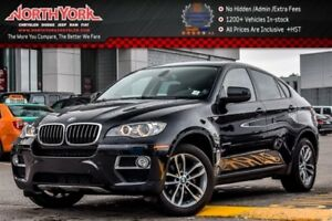 2014 BMW X6 xDrive35i|Sunroof|Pkng_Sensors|Keyless_Go|Heat Frn