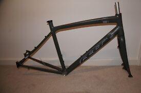 Felt V55 54cm frameset, brand new, CX/gravel/ disc road