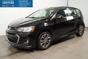 2017 CHEVROLET SONIC 5 LT GROUPE RS,TOIT OUVRANT,CAMERA