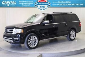 2016 Ford Expedition Max Platinum 4WD
