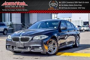 2013 BMW 535I xDrive|M Pkg|CleanCarProof|Sunroof|Nav|SurroundCam