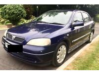 Vauxhall Astra 2001 Y Reg 1.4 16V LS Petrol 5 Door