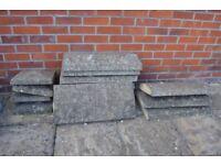 Coping stones - £1 each