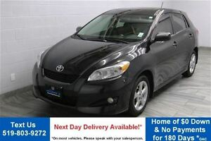 2013 Toyota Matrix 5-SPEED w/ SUNROOF! ALLOYS! POWER PACKAGE! CR
