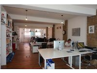 SHOREDITCH 1,000 sq. ft. (approx.) Office unit within a former period warehouse.