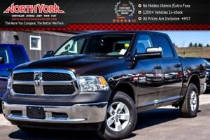 2017 Ram 1500 New Car SXT 4X4|Crew|Backup Cam|TrailerTow Mirrors