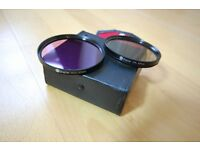 Polarising 67mm Filters | Circular Polariser | Filter Polarized | Like New | Collection Only