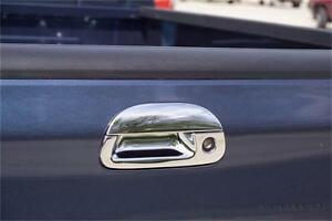 TAILGATE HANDLE CHROME COVER F250 F350 SUPERDUTY FORD PUTCO NEW