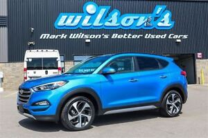 2017 Hyundai Tucson SE TURBO AWD! LEATHER! PANORAMIC SUNROOF! $8