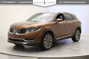 2016 Lincoln MKX Black Label AWD **New Arrival**