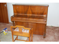 Beautiful Cottage Piano FREE to a good home
