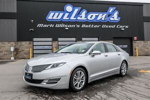 2014 Lincoln MKZ LEATHER! NEW TIRES+BRAKES! $83/WK, 4.74% ZERO D