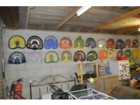Vintage Tractor / Machinery Seats