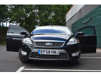 Ford Mondeo 1.8 TDCi Titanium Estate with Android 6.0 and Wi-Fi