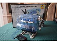 Haynes Internal Combustion Boxed As New
