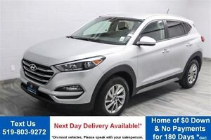 2017 Hyundai Tucson PREMIUM AWD! HEATED FRONT+REAR SEATS! $77/WK