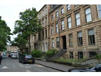 Impressive flat to let in Glasgow West End area.