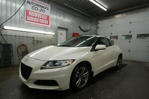 2013 Honda CR-Z AUTOMATIQUE JAMAIS ACCIDENTE 48$/SEM
